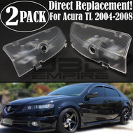 JBD Gen 2 For Acura TL 2004-2008 LED Door Logo Ghost Shadow Projector Lights UA6 UA7