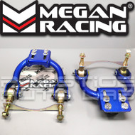 Megan Racing Front Upper Camber Arms Kit For Honda Civic Del Sol 1993-1997