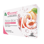 Treefrog Freshbox Natural Air Freshener - White Peach Scent