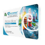 Treefrog Freshbox Natural Air Freshener - Ramune Squash Scent