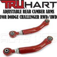 Truhart Adjustable Rear Upper Camber Arms Kit for 2011+ DODGE CHALLENGER RWD/AWD