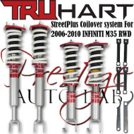 Truhart StreetPlus Coilover system for 2006-2010 Infiniti M35 RWD
