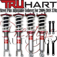 Truhart StreetPlus Coilover system for 2009-2018 Nissan 370z Z34  True Coilovers