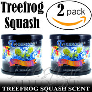 2 CAN TREEFROG JDM Products Tree Frog SQUASH Scent Air Freshener