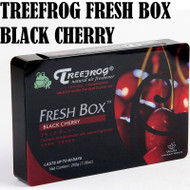 Treefrog Natural Air Freshener TRBC58 Black Cherry Scent