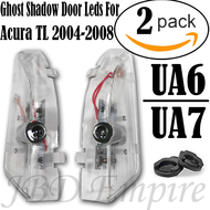 JBD Ghost Shadow LED Projector Lights Door Logo Laser for Acura TL 2004-2008 UA6 UA7