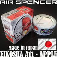 Air Spencer Eikosha Cartridge Squash Air Freshener - A11 Apple