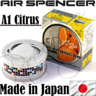 Air Spencer Eikosha A-1 Cartridge Squash Air Freshener - A1 Citrus
