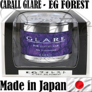 Carral Glare Air Freshener - Made in Japan - EG Forest A-283