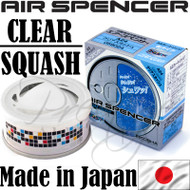 Air Spencer Eikosha Cartridge Squash Air Freshener - A24 Clear Squash