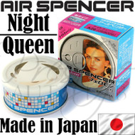 Air Spencer Eikosha Cartridge Squash Air Freshener Made in Japan - A26 Night Queen