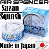 Air Spencer Eikosha Cartridge Squash Air Freshener Made in Japan - A28 Sazan Squash