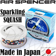 Air Spencer Eikosha Cartridge Squash Air Freshener Made in Japan - A57 Sparkling Squash