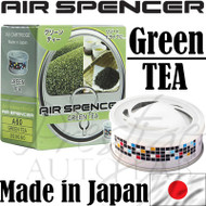 Air Spencer Eikosha Cartridge Squash Air Freshener Made in Japan - A60 Green Tea