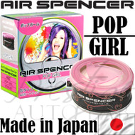 Air Spencer Eikosha Cartridge Squash Air Freshener Made in Japan - A97 Pop Girl