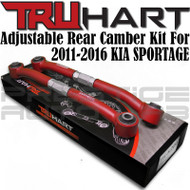 Truhart Adjustable Rear Camber Kit for 2011-2016 Kia Sportage