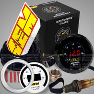 AEM WIDEBAND UEGO AIR/FUEL GAUGES 30-4110