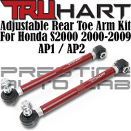 Truhart Adjustable Rear Toe Arm Kit for 2000-2009 Honda S2000 AP1/AP2