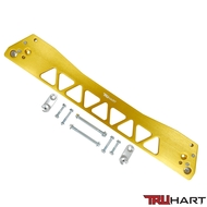 TruHart Anodized Gold Rear Subframe Brace For Honda Civic 1992 - 1995 DC DB