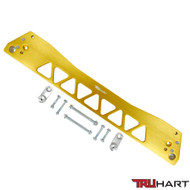 TruHart Anodized Gold Rear Subframe Brace Kit For Acura Integra 1994 - 2001 EG