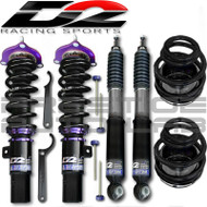 D2 Racing RS Coilovers Kit For Honda Civic SI 2002 - 2005 RSX EM