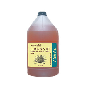 5.6kg Agave Syrup Light - Raw Organic