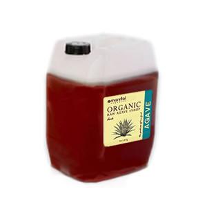 25kg Agave Syrup Dark - Raw Organic