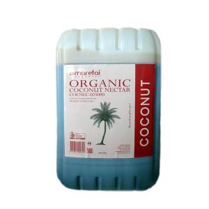 organic coconut nectar - 25kg cube - bulk