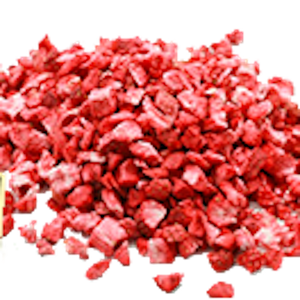 Freeze Dried Strawberry Crumble