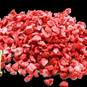 Freeze Dried Strawberry Crumble