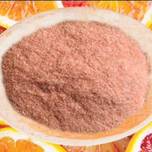 100% Sicilian Blood Orange juice powder