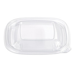 SDLS-2 Placon Fresh n Clear Bowls and Lids SMALL Dome Lid (500/Case) Size: L 5 x W 5 x H .63