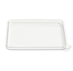 CC1-1L Placon Fresh n Clear GoCubes Clear Lid (400/Case)