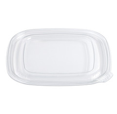 SFLM-2 Placon Fresh n Clear MEDIUM Flat Lid (300/case) L 7.5 x W 7.5 x H .325