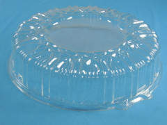 "D&W H20A 18"" Dome Lid (Base sold separately) (50/Case)"