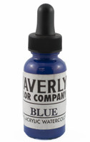Waverly Liquid Acrylic Watercolor - Blue