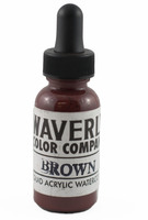 Waverly Liquid Acrylic Watercolor - Brown