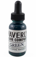 Waverly Liquid Acrylic Watercolor - Green
