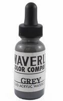 Waverly LIquid Acrylic Watercolor - Grey