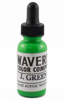 Waverly Liquid Acrylic Watercolor - Japanese Green