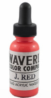 Waverly Liquid Acrylic Watercolor - Japanese Red