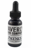 Waverly Liquid Acrylic Watercolor - Payne's Grey