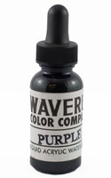 Waverly Liquid Acrylic Watercolor - Purple