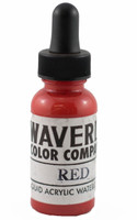 Waverly Liquid Acrylic Watercolor - Red