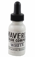 Waverly Liquid Acrylic Watercolor - White