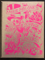 "Mike ""Rollo"" Malone - Sketchbook Vol. 1 2006"