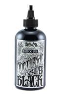 NOCTURNAL TATTOO INK - SUPER BLACK 4oz