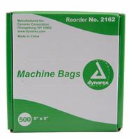 Dynarex Machine Bags - 500/Box