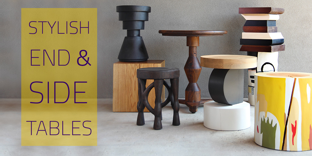 Stylish End & Side Tables