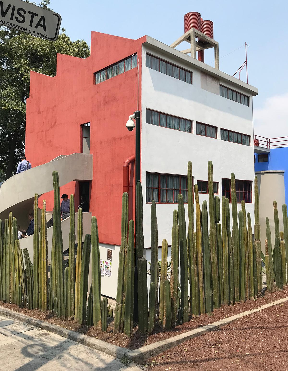 Riveria and Kahlo Art Studio